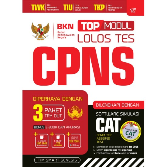 TOP Modul Lolos Tes CPNS