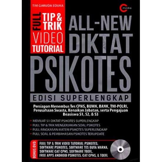 All New Diktat Psikotes Edisi Superlengkap (Bonus Dvd)