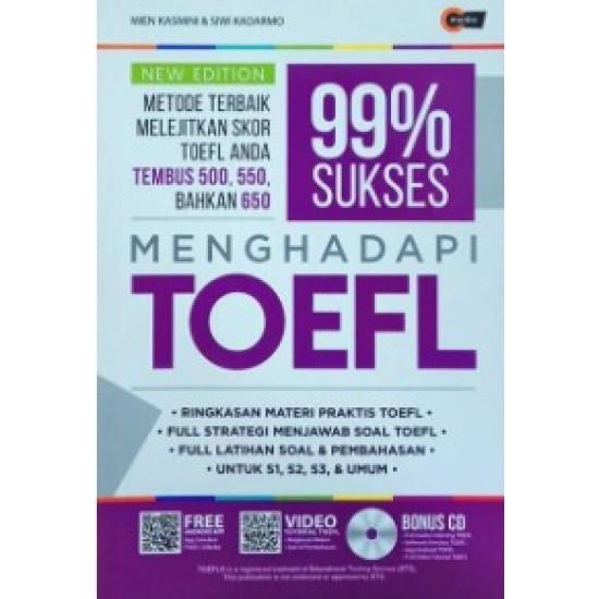 New Edition 99% Sukses Menghadapi Toefl