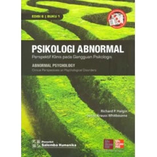 Psikologi Abnormal 1 Edisi 6