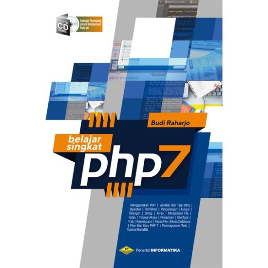 Modul Pemrograman Web (Html, Php, & Mysql) Edisi Ketiga +Cd