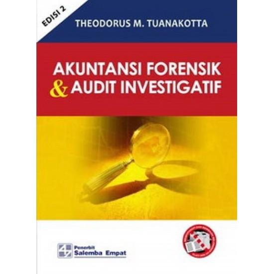 Akuntansi Forensik dan Audit Investigatif Edisi 2