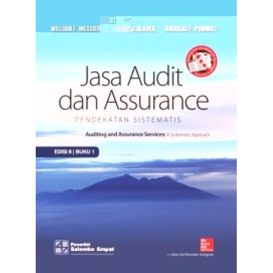 Jasa Audit dan Assurance (Pendekatan Sistematis) 1 Edisi 8