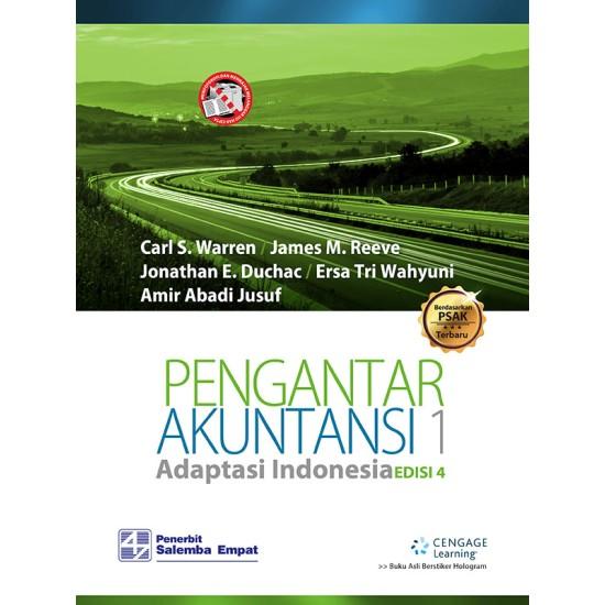 Pengantar Akuntansi 1 (Adaptasi Indonesia) ed.4