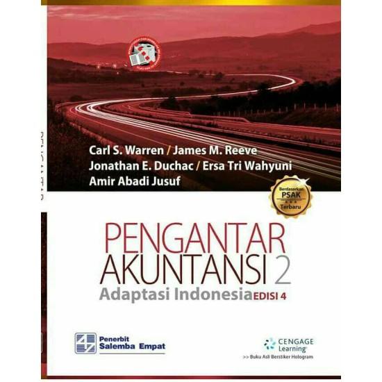 Pengantar Akuntansi 2: Adaptasi Indonesia Edisi 4