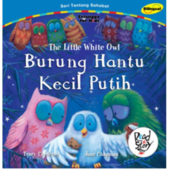 Burung Hantu Kecil Putih (The Little White Owl)