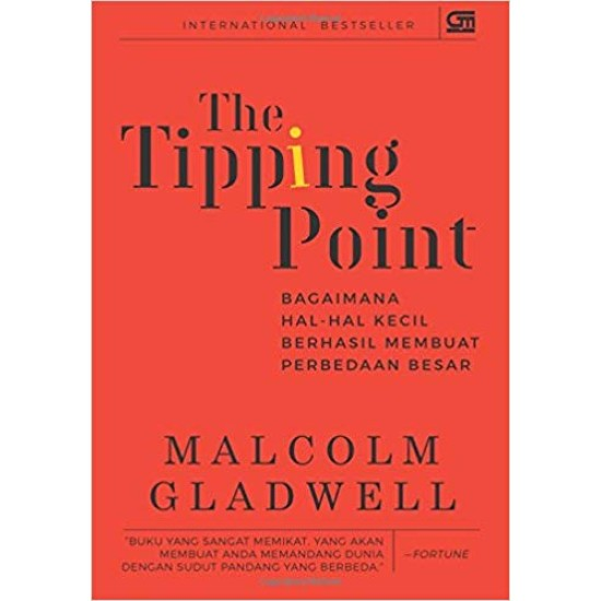 The Tipping Point (Cover Baru)