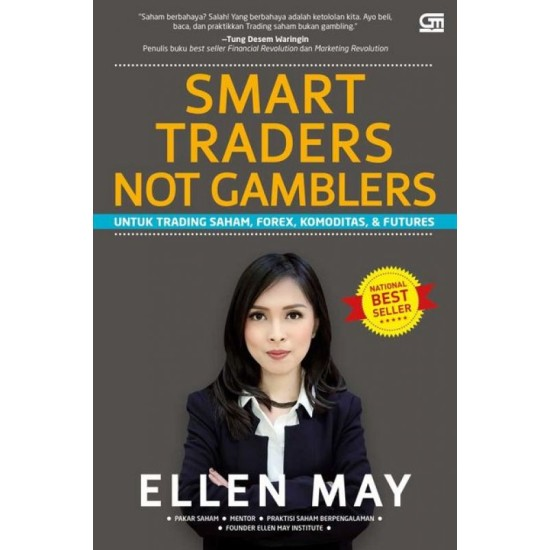 Smart Traders Not Gamblers + CD (Cover Baru)
