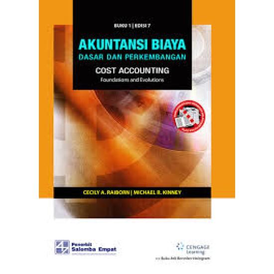 Akuntansi Biaya: Dasar dan Perkembangan 1 Edisi 7