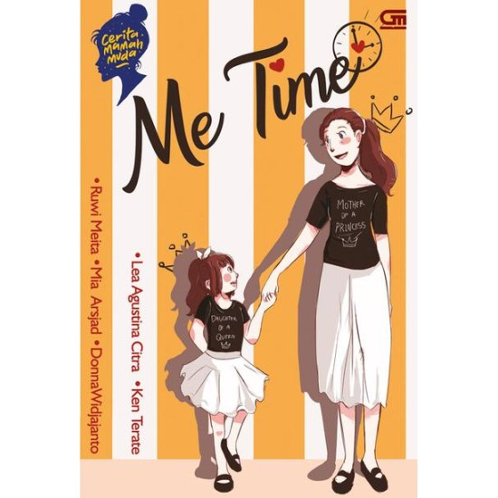 Cerita Mamah Muda: Me Time