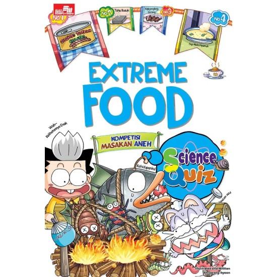 Science Quiz : Extreme Food