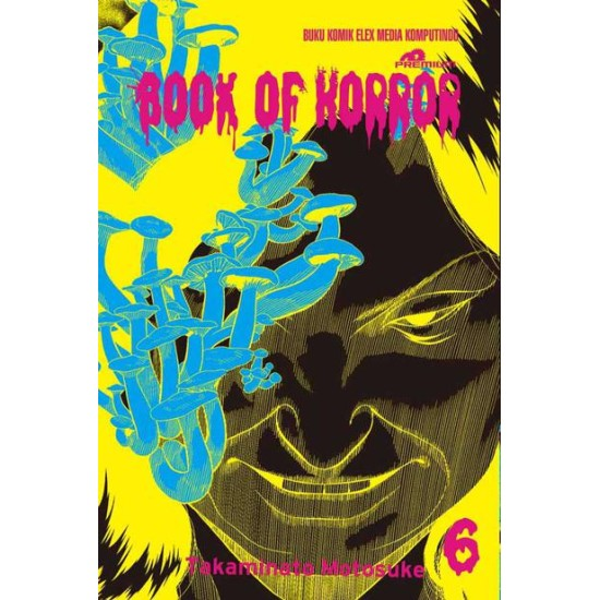 Book Of Horror 6