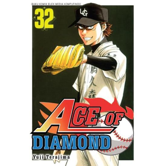 Ace of Diamond 32