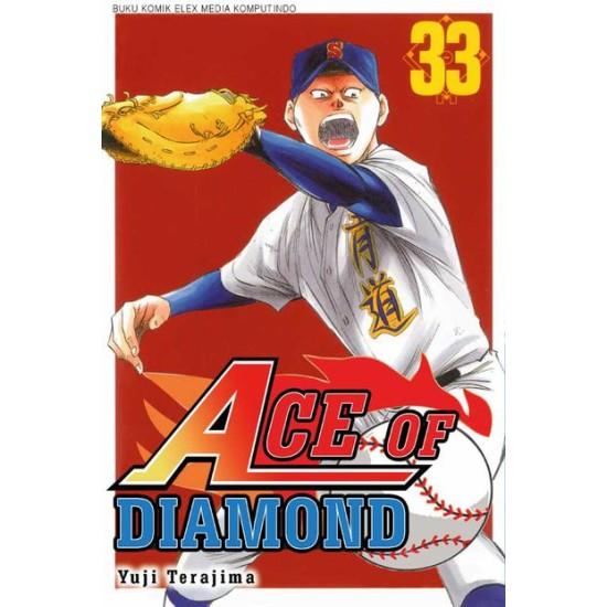 Ace of Diamond 33