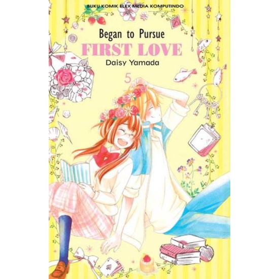Began to Pursue FIRST LOVE 5
