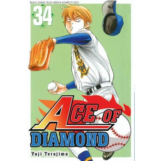 Ace of Diamond 34