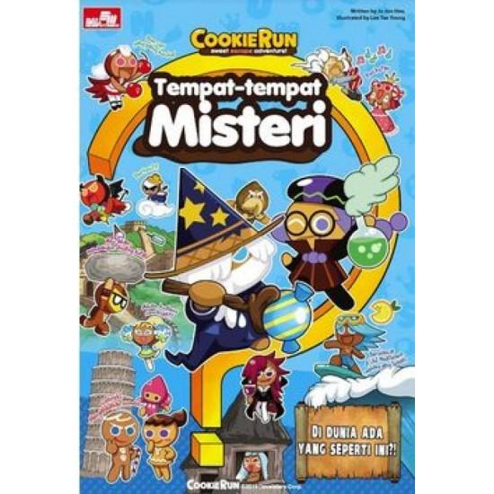 Cookie Run Sweet Escape Adventure! - Tempat-tempat Misteri