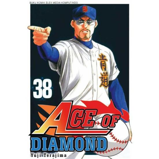 Ace of Diamond 38