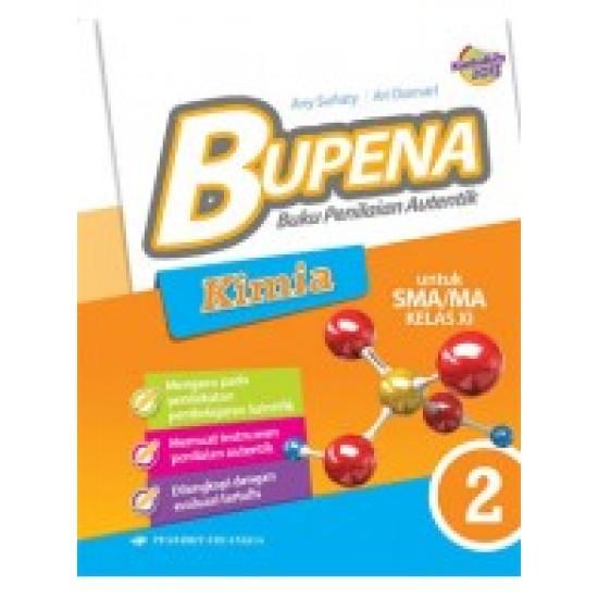 Buku Penilaian Autentik BUPENA KIMIA SMA/MA Jilid 2/Kurikulum 2013