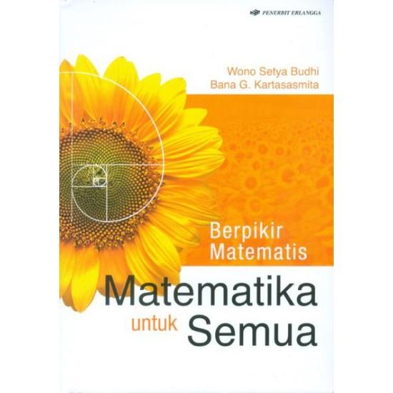 Berpikir Matematis : Matematika Untuk Semua