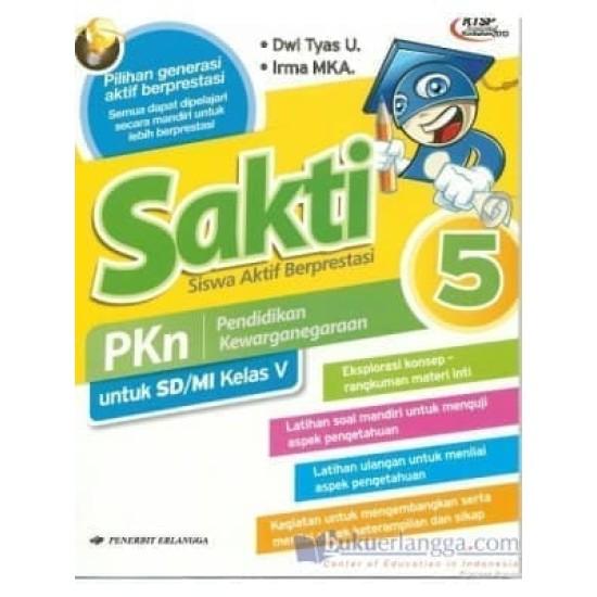 SAKTI: PPKN SD/MI Kelas 5/KTSP