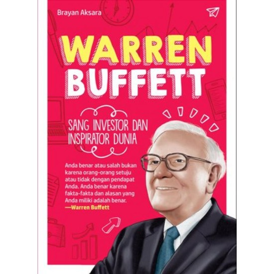 WARREN BUFFETT : Sang Investor dan Inspirator Dunia