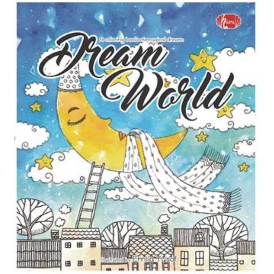 Coloring Book Dream World