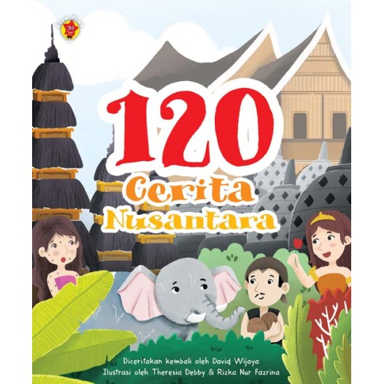 120 Cerita Nusantara