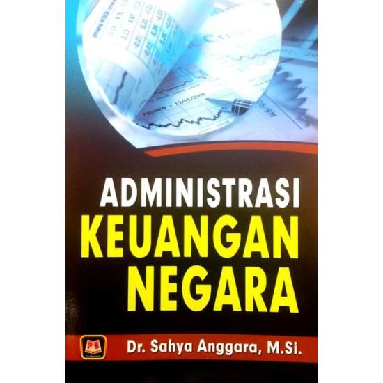 Administrasi Keuangan Negara
