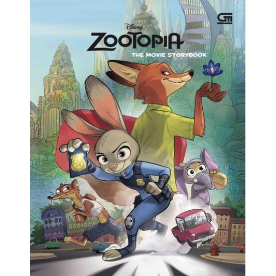 Zootopia - The Movie Storybook