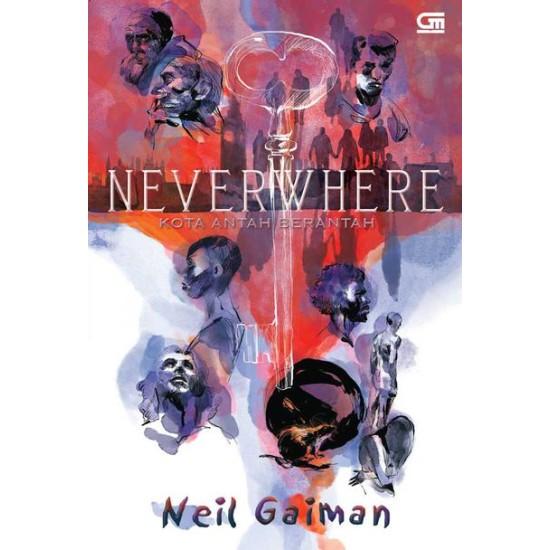 Kota Antah Berantah (Neverwhere) - Cover Baru