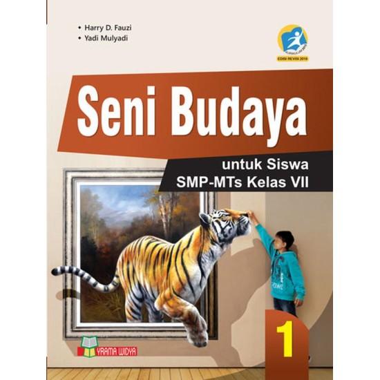 Seni Budaya Untuk Siswa Smp-Mts Kelas Vii K.2013 Revisi