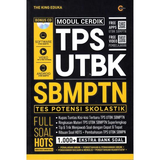 MODUL CERDIK TPS UTBK SBMPTN (PLUS CD)
