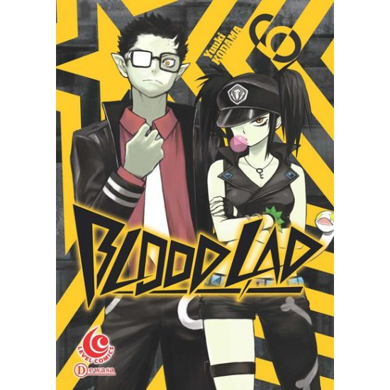 LC: BLOOD LAD 6