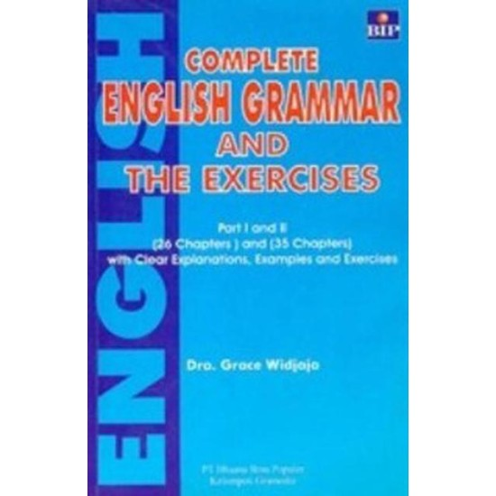 Complete English Grammar and The Exercises