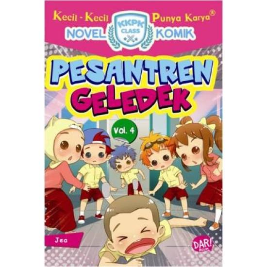 KKPK Class Nomik #4 : Pesantren Geledek