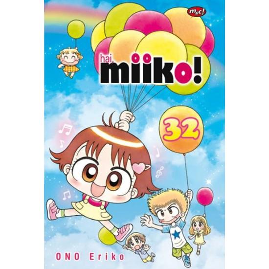 Hai, Miiko! 32 (bonus postcard)