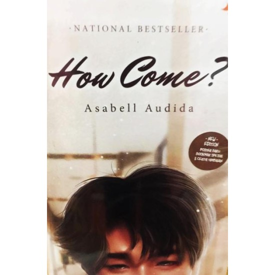HOW COME? (NEW EDITION) - Bonus Kipas Tangan dan Surat
