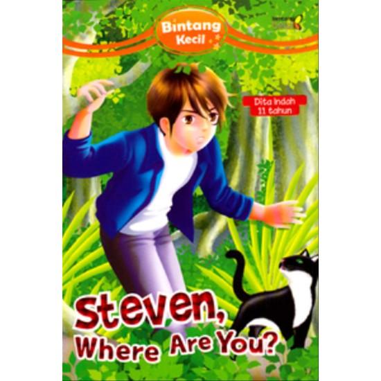 BKC : Steven, Where Are You?