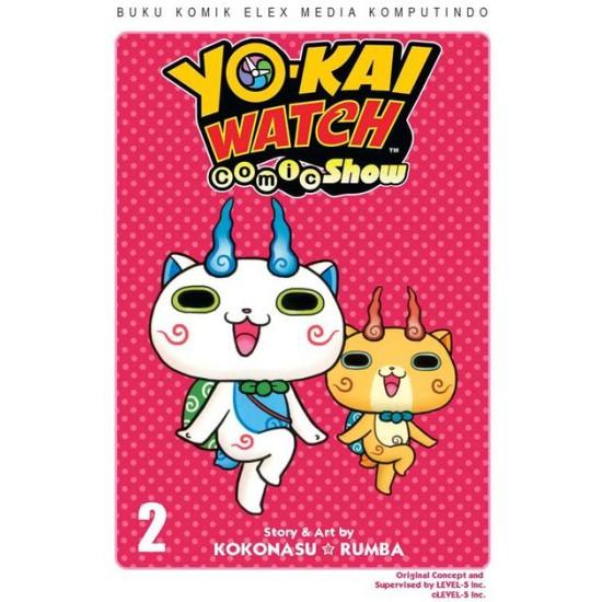 Yo-kai Watch Comic Show 2