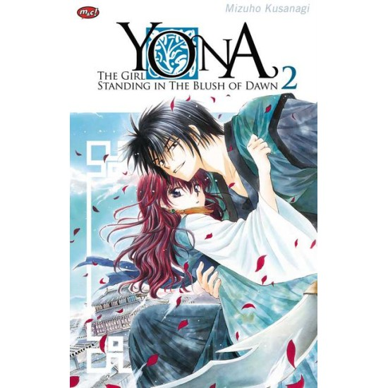 Yona, The Girl Standing in The Blush of Dawn 02