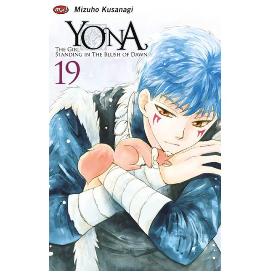 Yona, The Girl Standing in The Blush of Dawn 19