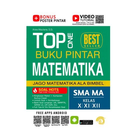 Top One Buku Pintar Matematika SMA/MA Kelas X,XI,XII