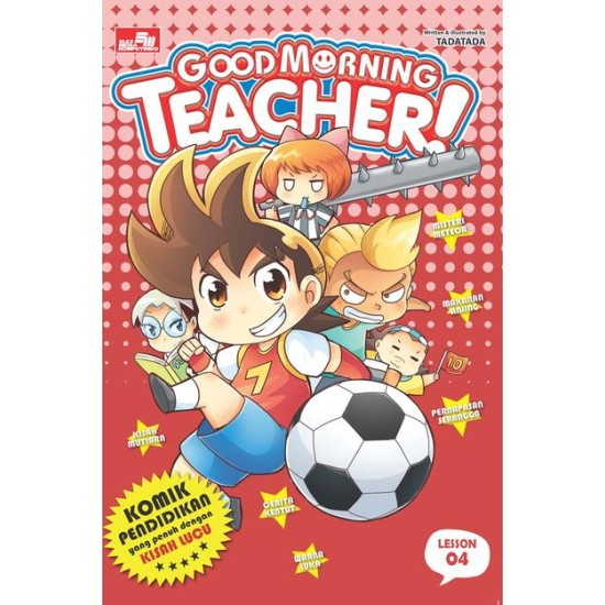 Good Morning Teacher! LESSON 04