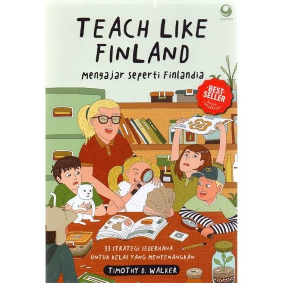 Teach Like Finland Cover Baru