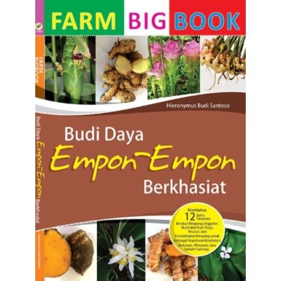 Farm BigBook Budi Daya Empon-Empon Berkhasiat