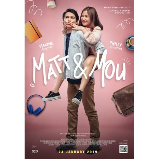 Matt & Mou (Cover Film)