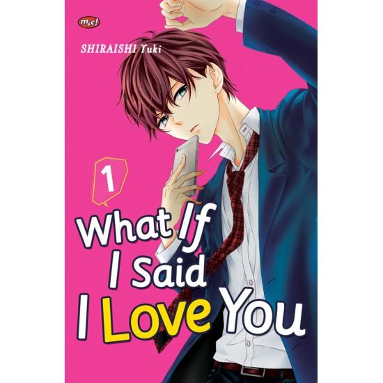 What if I Said I Love You 01
