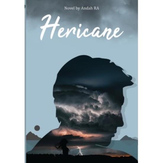 Paket 3 Hericane - Edisi TTD Bonus Photocard dan Pin Enamel