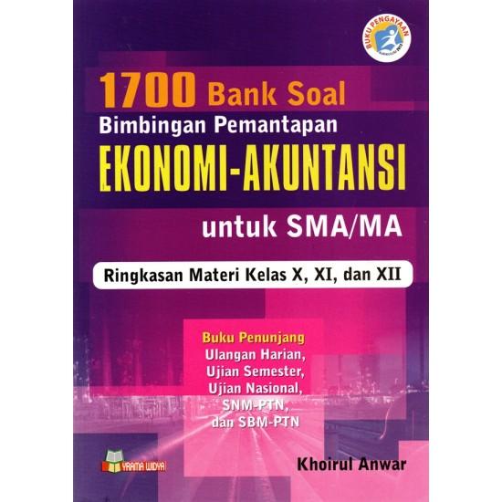 1700 Bank Soal Ekonomi -Akuntansi